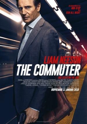 Affisch för The Commuter