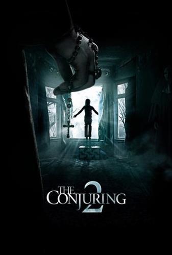 Affisch för The Conjuring 2