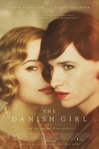 Affisch för The Danish Girl