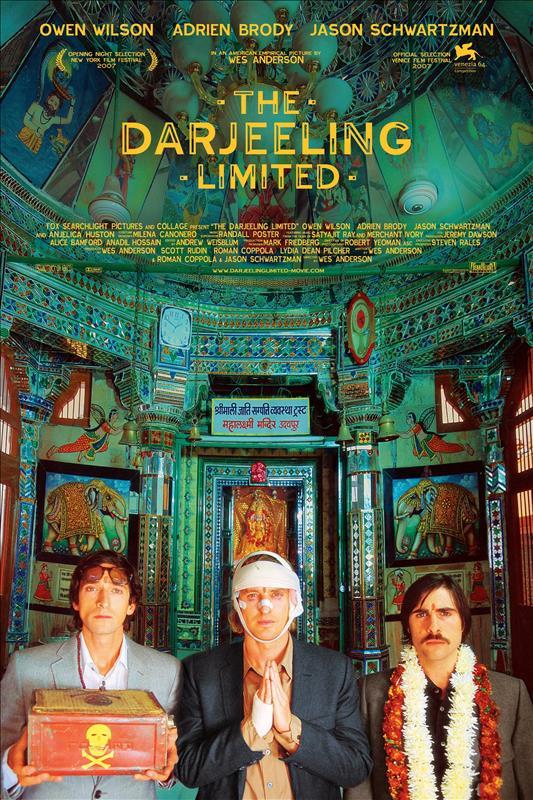 Affisch för The Darjeeling Limited