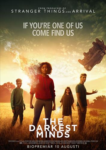 Affisch för The Darkest Minds