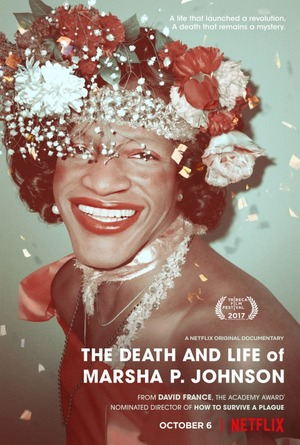 Affisch för The Death And Life Of Marsha P. Johnson