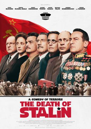 Affisch för The Death Of Stalin
