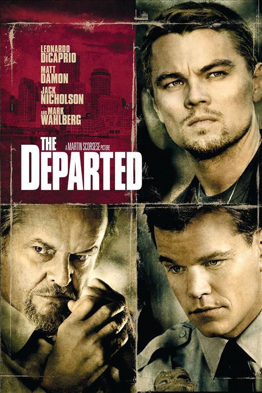 Affisch för The Departed