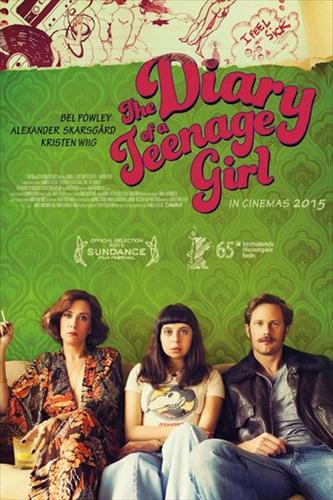 Affisch för The Diary Of A Teenage Girl