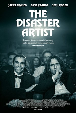 Affisch för The Disaster Artist