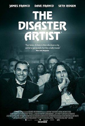 Affisch för The Disaster Artist