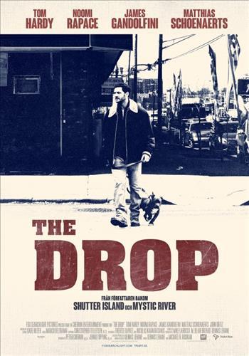 Affisch för The Drop