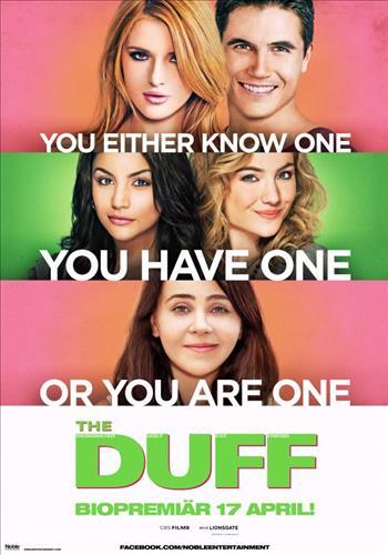 Affisch för The DUFF