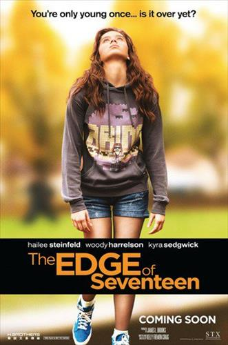 Affisch för The Edge Of Seventeen