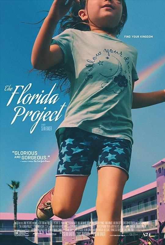 Affisch för The Florida Project