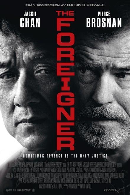 Affisch för The Foreigner
