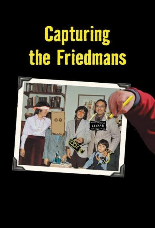 Affisch för The Friedmans