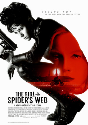 Affisch för The Girl In The Spider's Web