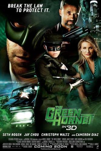Affisch för The Green Hornet