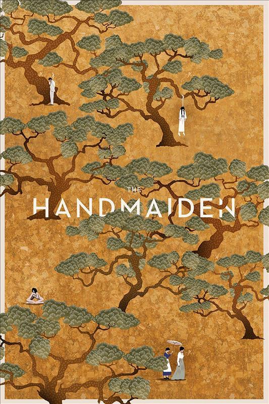 Affisch för The Handmaiden