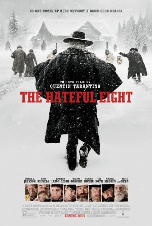 Affisch för The Hateful Eight
