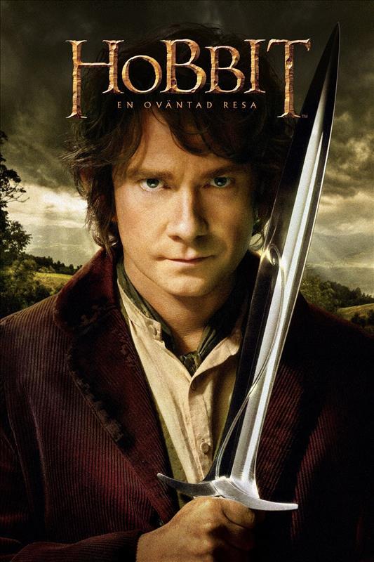 Affisch för Hobbit: En Oväntad Resa