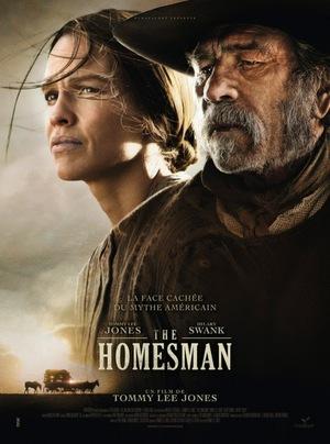 Affisch för The Homesman