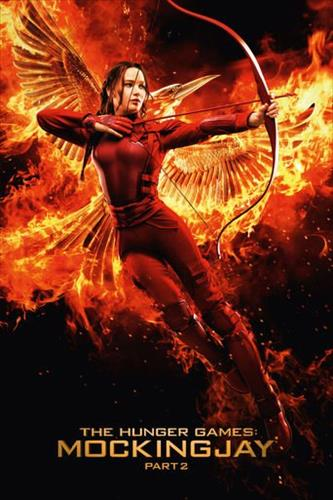 Affisch för The Hunger Games: Mockingjay - Part 2