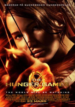 Affisch för The Hunger Games