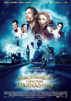 Affisch för The Imaginarium Of Dr. Parnassus
