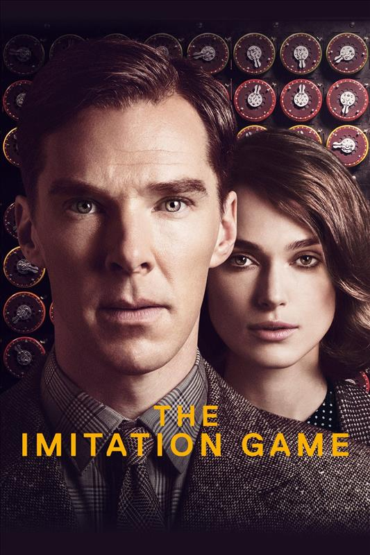 Affisch för The Imitation Game