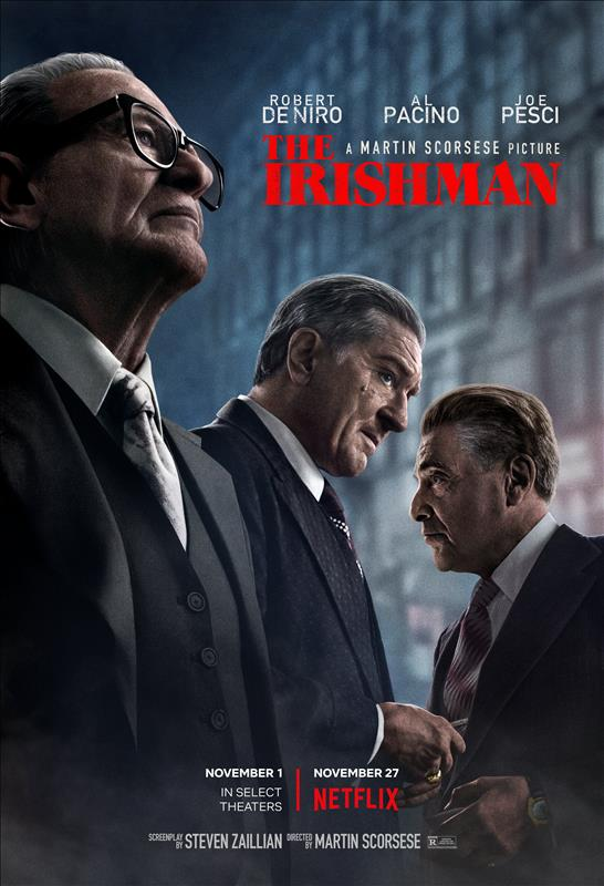 Affisch för The Irishman