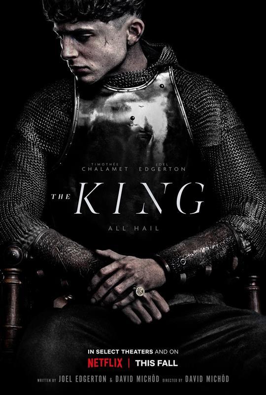Affisch för The King