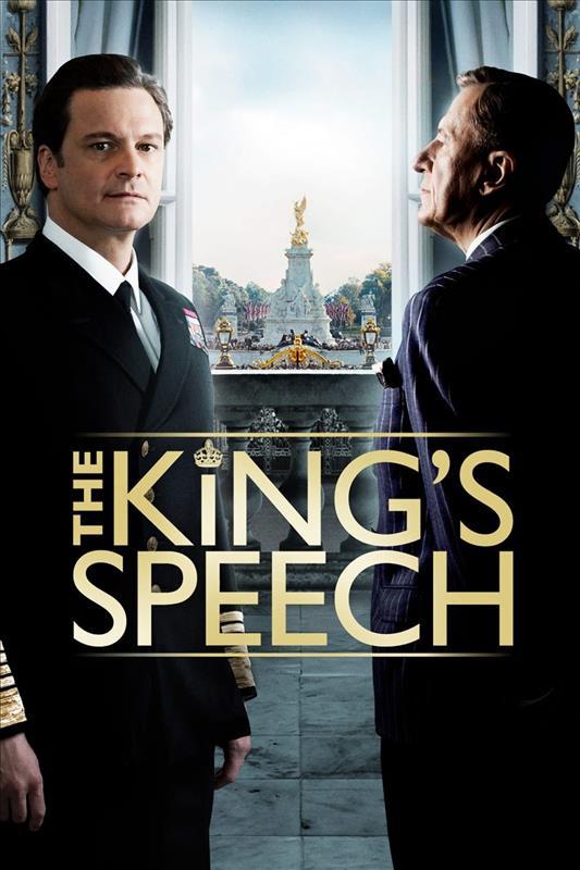 Affisch för The King's Speech