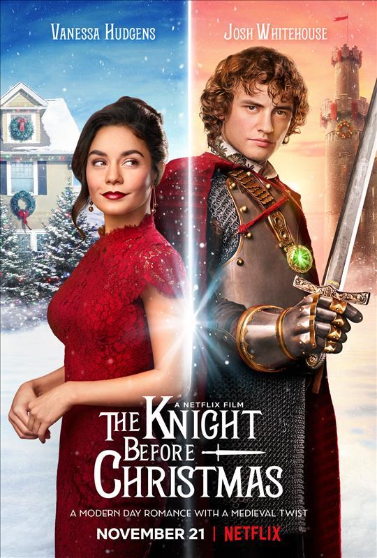 Affisch för The Knight Before Christmas