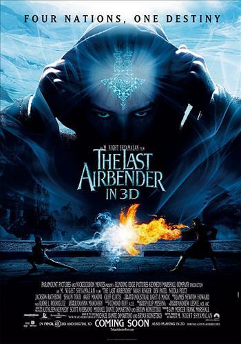 Affisch för The Last Airbender