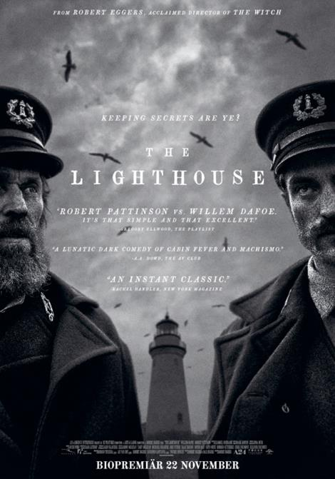 Affisch för The Lighthouse