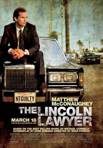 Affisch för The Lincoln Lawyer