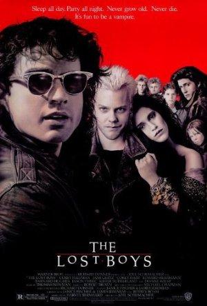 Affisch för The Lost Boys