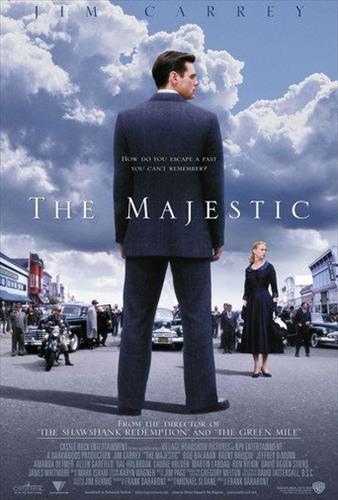Affisch för The Majestic
