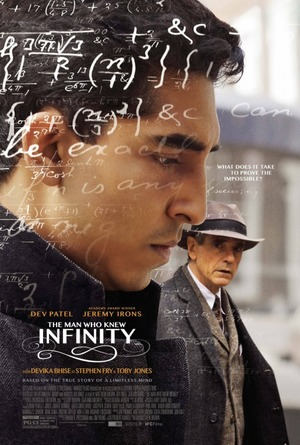 Affisch för The Man Who Knew Infinity