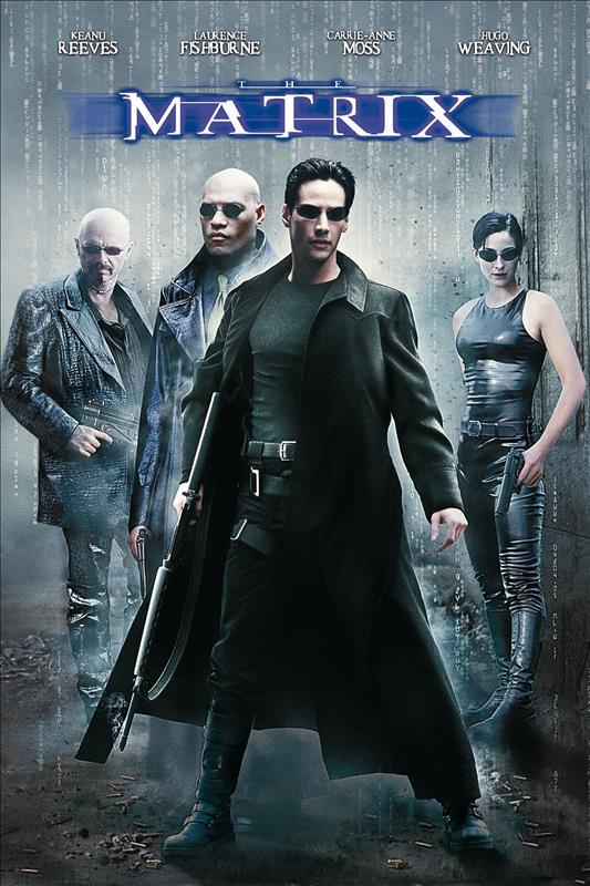 Affisch för The Matrix
