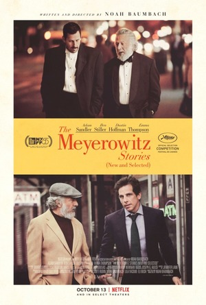 Affisch för The Meyerowitz Stories