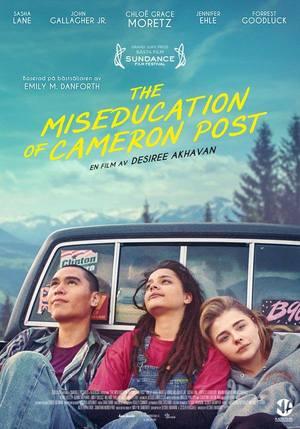Affisch för The Miseducation Of Cameron Post