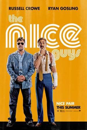 Affisch för The Nice Guys