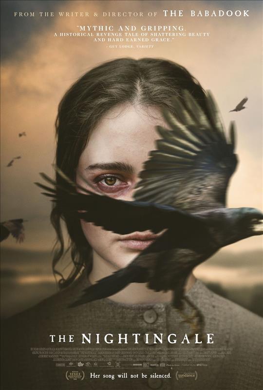 Affisch för The Nightingale