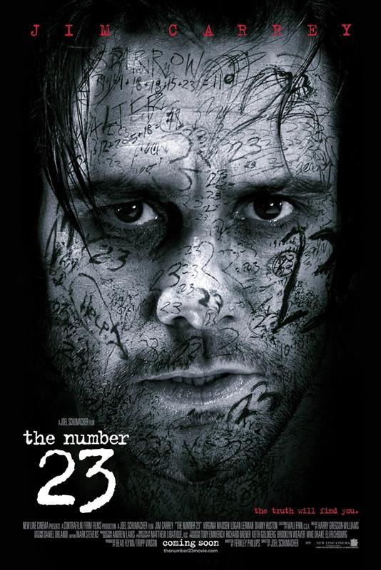 Affisch för The Number 23