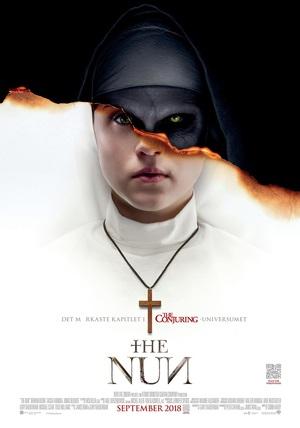 Affisch för The Nun