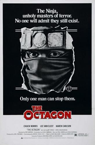 Affisch för The Octagon