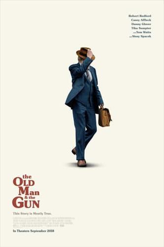 Affisch för The Old Man & The Gun