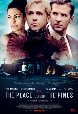 Affisch för The Place Beyond The Pines