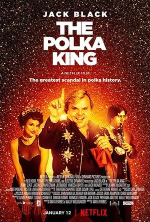Affisch för The Polka King