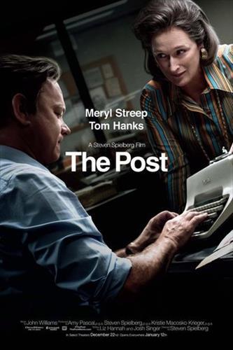 Affisch för The Post