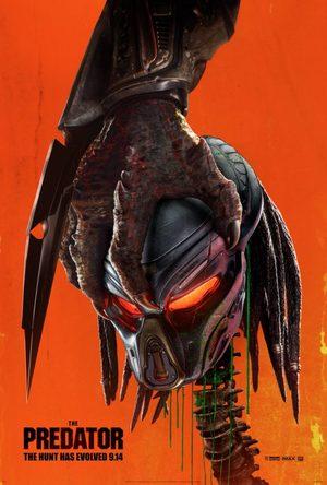 Affisch för The Predator